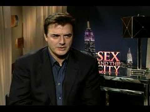 Chris Noth  for the Sex and the City movie BIG