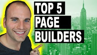 TOP 5 BEST LANDING PAGE BUILDERS FOR BUSINESS OWNERS