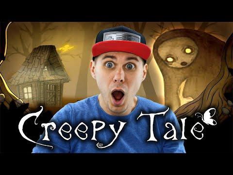 Приключения МАЛЬЧИКА в ЛЕСУ! ЧТО ПРОИСХОДИТ в ЭТОМ ДОМЕ? В игре Creepy Tale от Family kids Play