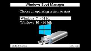 How to Create a Windows  MultiBoot USB Flash Drive [Hindi]