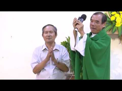 Bài giảng Lòng Thương Xót Chúa ngày 10/1/2017 - Cha Giuse Trần Đình Long