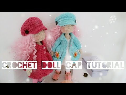 kikalite - Snowflake - amigurumi winter doll - girl on ice ... | 360x480
