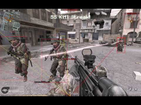 Call of duty 4 console commands