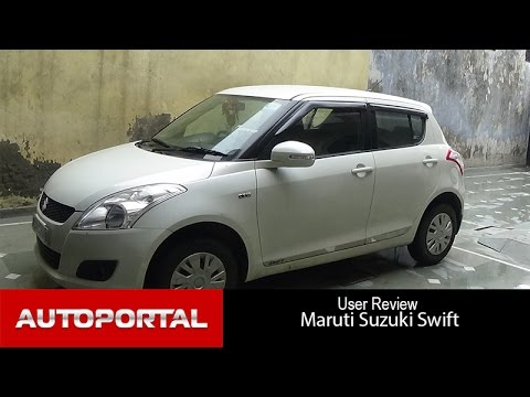 Maruti Suzuki Swift User Review- 'brand value' - Autoportal