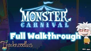 ★ Poptropica: Monster Carnival Full Walkthrough ★