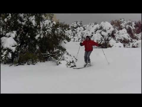 Ski Jordan 2013 Take One, Amman, fresh tracks, first ski video in Jordan
