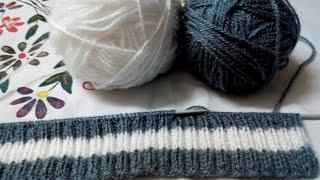 Sweater/cardigan beautiful Border design