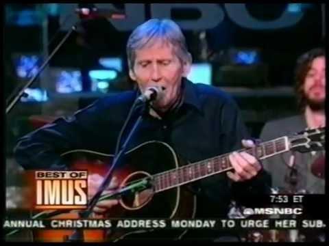 Levon Helm - Got Me A Woman (Imus On MSNBC Monday May 22, 2006)