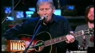 Levon Helm - Got Me A Woman (Imus On MSNBC Monday May 22, 2006)