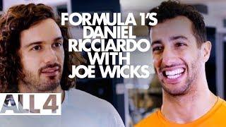 Formula 1's Daniel Ricciardo Shows Off His Boxing Moves with Joe Wicks