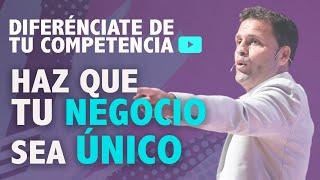 Conferencia sobre Innovación de Carlos Delgado (Level UP) - Bye Bye Competencia