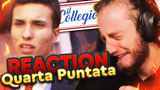 COLLEGIO 5: QUARTA PUNTATA [REACTION MASSEIANA]