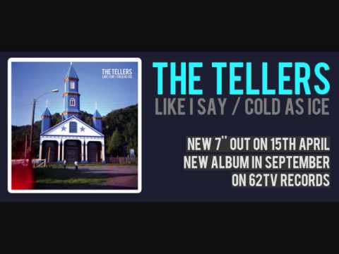 The Tellers - Like I Say