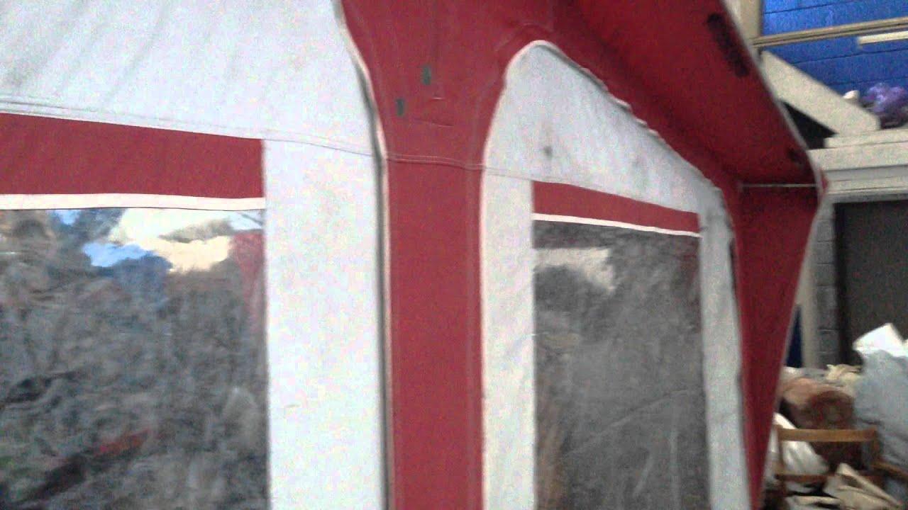 Gateway Sherwood Caravan Awning Size 975