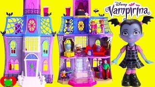 Vampirina Doll House Scare B&B with Glitter LOL Surprise Doll