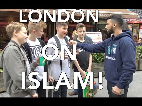 Thumbnail: LONDON ON ISLAM!