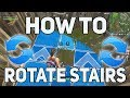 How to Rotate Stairs in Fortnite on Xbox PS4 & PC | Building in Fortnite | Fortnite Battle Royale