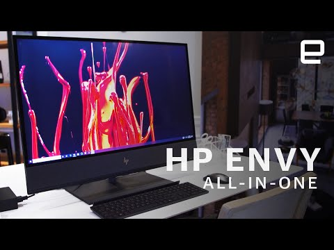 HP Envy 32 All-in-One Review: A PC For Rocking Out