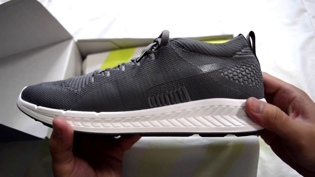 Puma Ignite Running Shoes Puma Ignite Review - YouTube