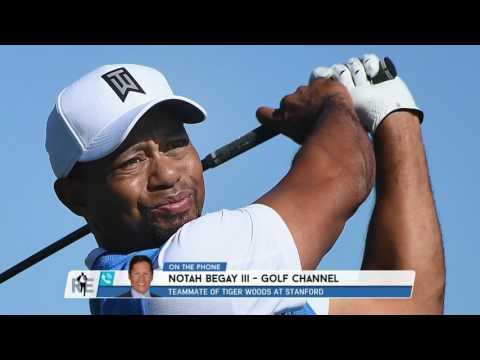 Golf Channel Analyst Notah Begay III on Tiger Wood's Chances of Playing Again - 4/7/17