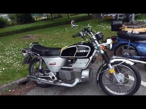 Bike Show Chichester - Wankel bike  -  Mótorhjól