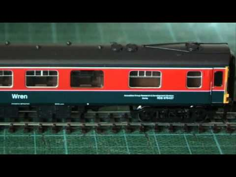 Review - Graham Farish Limited Edition Pullman Coach in RTC Livery