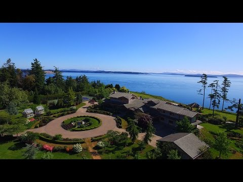 World Class Waterfront Estate in Victoria British Columbia