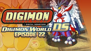Digimon World DS - Ep 22 - ChronomonHM Boss!