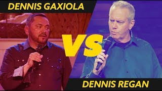 Dennis Gaxiola Vs. Dennis Regan - DBC Stand Up Battle