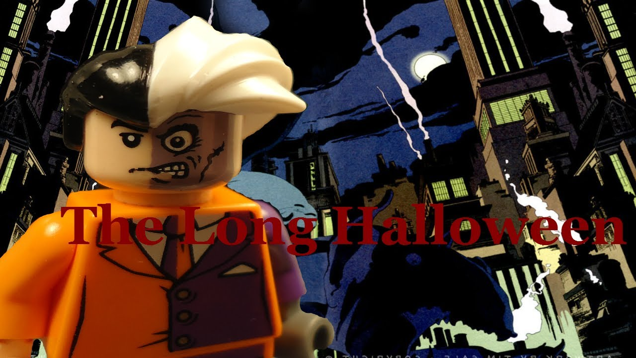 Lego - Batman: The Long Halloween - YouTube