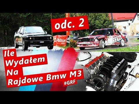 BMW M3 E30 - Budowa od podstaw odc.2 Grupa Rajdowy Felix