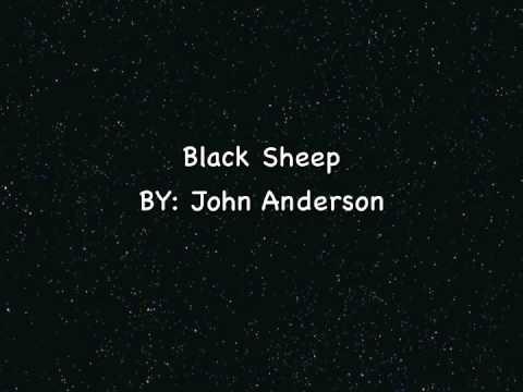 John Anderson   Black Sheep