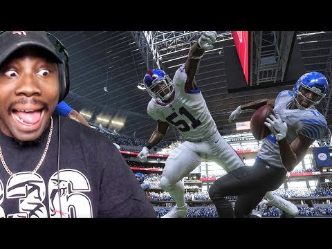 NASTIEST HIT STICKS EVER IN 1ST MUT GAME! Madden 19 Ultimate Team Gameplay Pack Opening Ep. 1