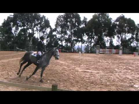 Pakistan Eventing at Pakenham Annual Show jumping Competition - Sept 2012
