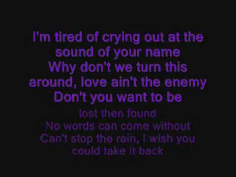 leona lewis ft one republic-lost then found