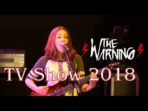 The Warning - TV Show Noches de Rock 2018