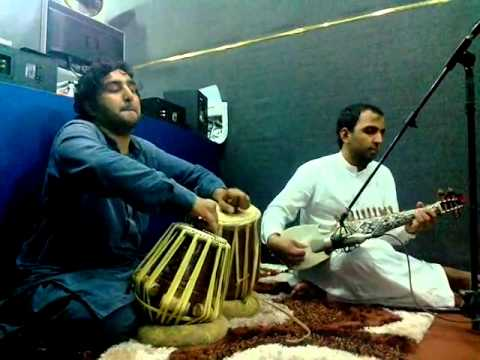 Rabab And Tabla Very Nice Tang Takor 2015 By Waqar Atal