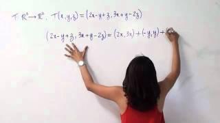 Videoaula de apresentação da disciplina Álgebra Linear ministrada p...