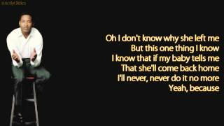 Sam Cooke Sad Mood lyrics