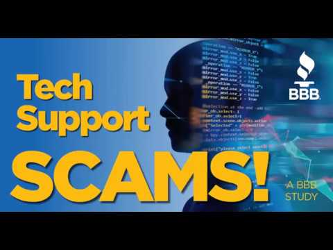"Scammers Beware: New BBB Study Educates Public on Combating ""Tech Support"" Scam!"