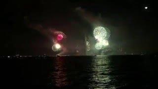 Dubai Fireworks 2016 Burj Al arab