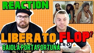 ( SVELATA L'IDENTITA )LIBERATO - GAIOLA PORTAFORTUNA | RAP REACTION 2017 | ARCADEBOYZ