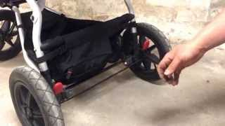 Mountain Buggy Urban Jungle: Review from the Standpoint of Repair