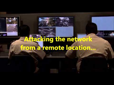 Hackers shutdown CCTV centre in Argentina with captions