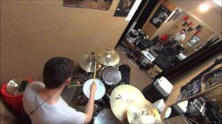 Riverside - Saturate Me Drum Cover