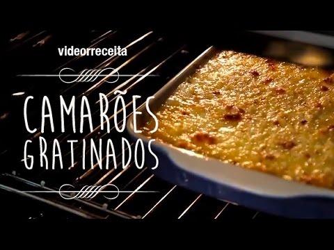 #45 CAMARÕES GRATINADOS - Clube do Picadinho