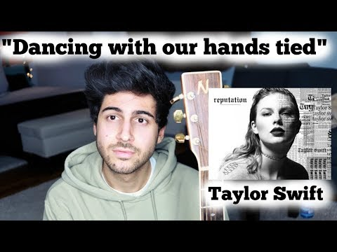 Dancing With Our Hands Tied - Taylor Swift (Reputation Acoustic Cover)   by ItsJamesAdams