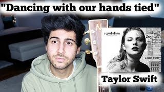 Baixar Dancing With Our Hands Tied - Taylor Swift (Reputation Acoustic Cover) | by ItsJamesAdams