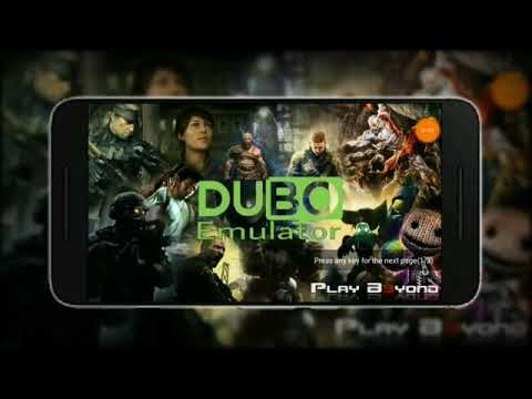 (PS3) DUBO EMULATOR FOR ANDROID 2018 __ DOWNLOAD N