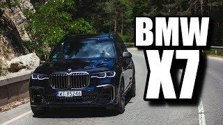 BMW X7 (PL) - test i jazda próbna